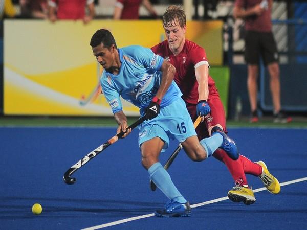 Indian hockey team forward Shilanand Lakra (Photo/ Hockey India)