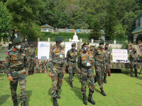 Army Chief General Naravane interacted with troops deployed in the forward areas