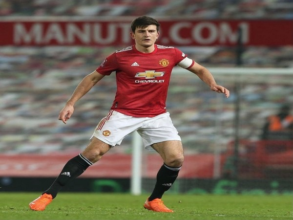 Manchester United skipper Harry Maguire (Photo/ Harry Maguire twitter)
