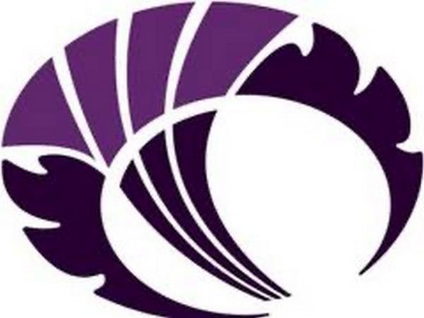 Cricket Scotland logo.