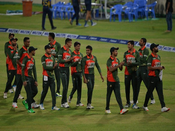 Bangladesh has taken a 2-0 lead in the three-match series against SL. (Photo/ ICC twitter)
