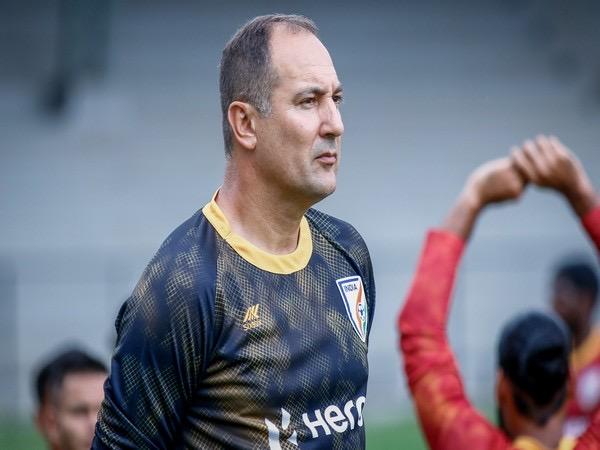 India football team coach Igor Stimac (Photo/ AIFF)
