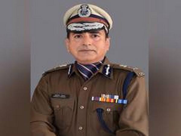 Director General of Police Manoj Yadava (File Photo)