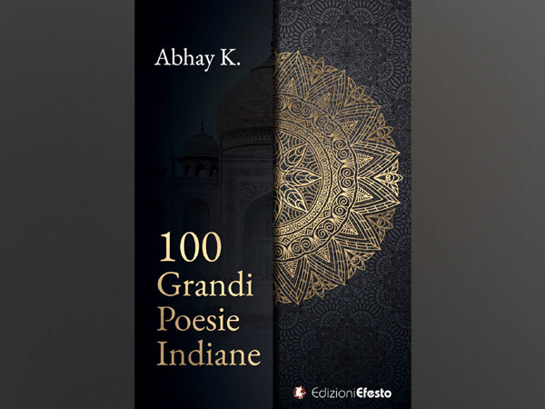 The book of poems edited by poet-diplomat Abhay Kumar
