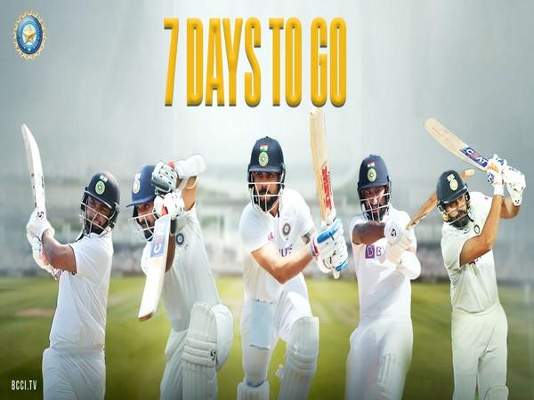 Team India. (Photo/ BCCI twitter)