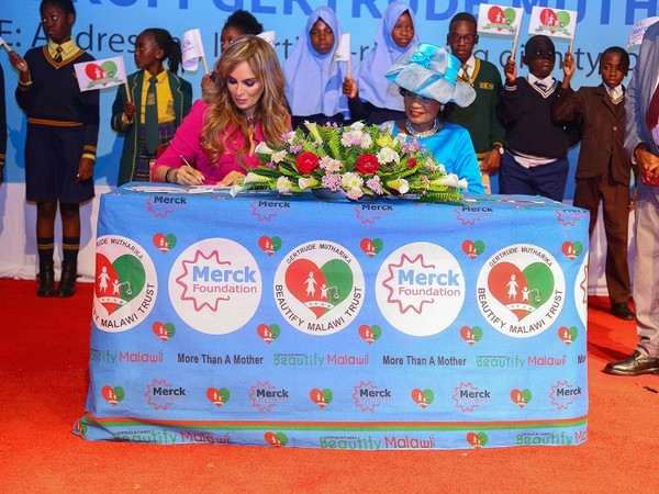 Merck Foundation launches a Children Story to Teach Children Family Values