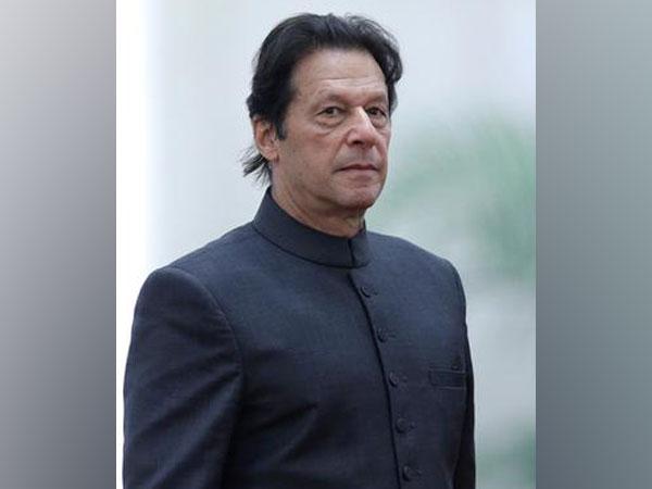 Pakistan Prime Minister Imran Khan (File photo/ANI)