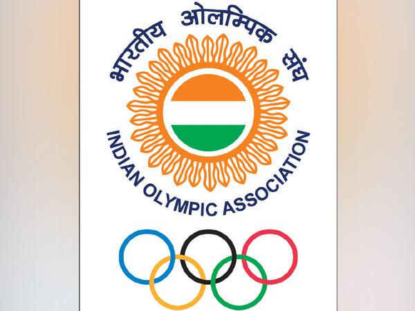 Indian Olympic Association logo