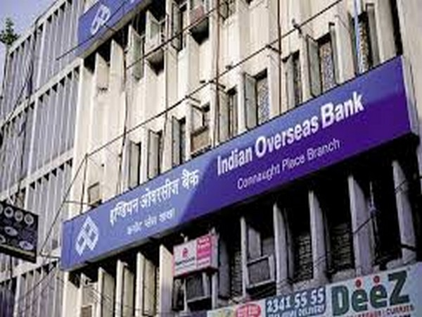 The bank has about 3,400 domestic and six foreign branches