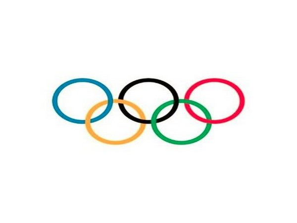 International Olympic Committee logo.