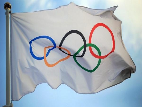 Olympic flag (Photo/ IOC Media Twitter)