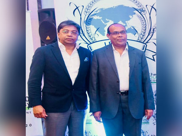 IPGA Welcomes extension of PMGKAY till Nov. 2020,   Key officials from India Pulses and Grains Association   Pravin Dongre, Director   and Jitu Bheda, Chairman