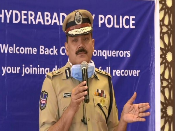Anjani Kumar, Commissioner of Police, Hyderabad