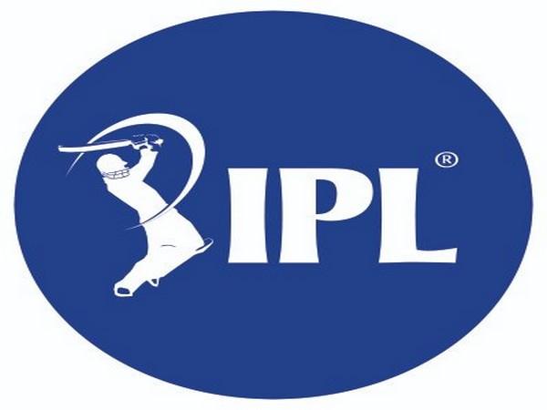Indian Premier League logo.