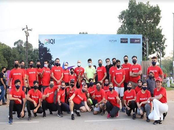 IQI India - #RunForHappiness