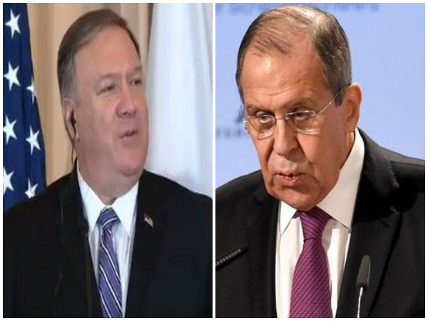 US Secretary of State Michael R. Pompeo (left) and Russian Foreign Minister Sergey Lavrov (right). (FIle photo)