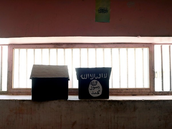 ISIS flag. (Photo Credit - Reuters)