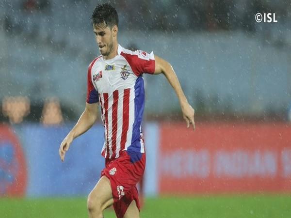 Spanish striker Edu Garcia (Photo/ISL Twitter)