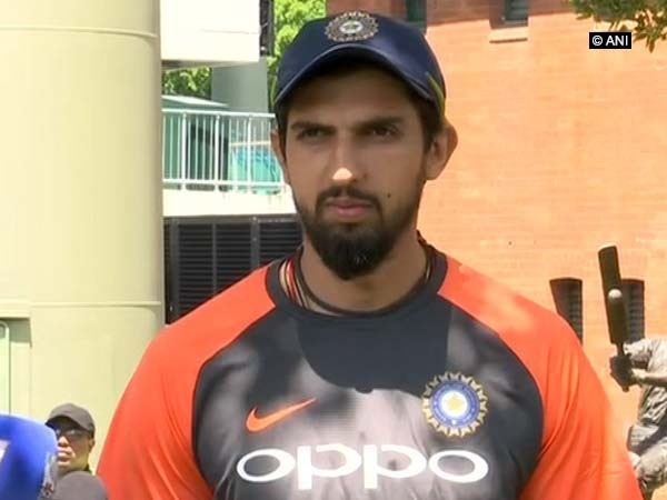 Indian pacer Ishant Sharma (file picture)