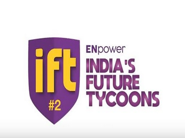 India's Future Tycoons logo (Credit: ITF Youtube)