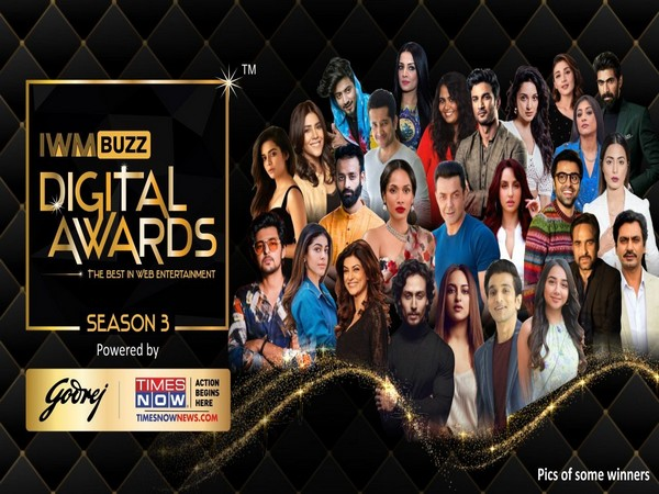IWMBuzz Digital Awards  Season 3