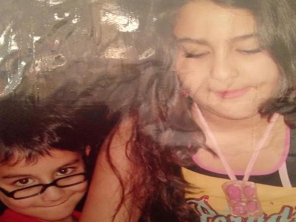 Pataudi siblings Ibrahim Ali Khan and Sara Ali Khan (Image Source: Instagram)