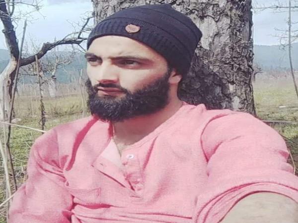 LeT terrorist Idris Bhat (File photo)