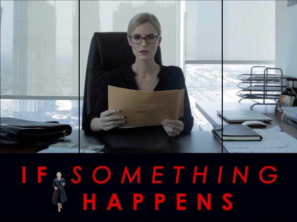 If Something Happens' Poster