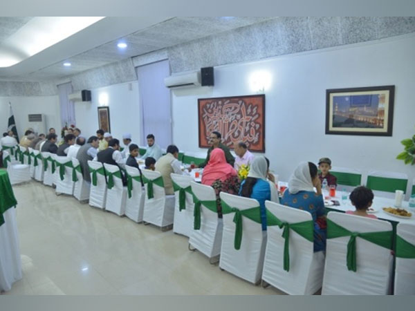 Pakistan High Commission hosted annual Iftar dinner in New Delhi on May 28
