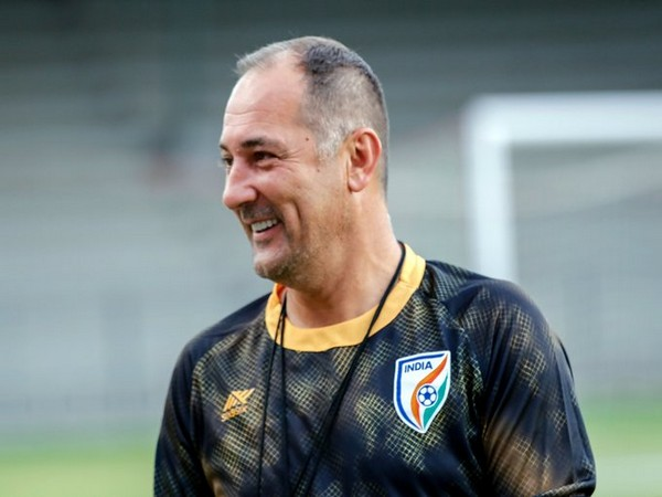 India men's football team coach Igor Stimac