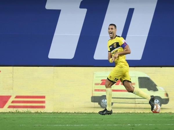 FC Goa striker Igor Angulo (Photo/ ISL)