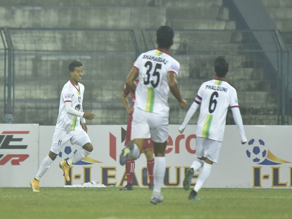 Churchill Brothers were held to a 1-1 draw by TRAU (Image: Hero I-League)