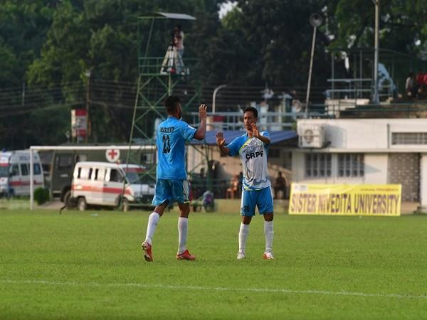 Mohammedan Sporting defeated CRPF 5-1