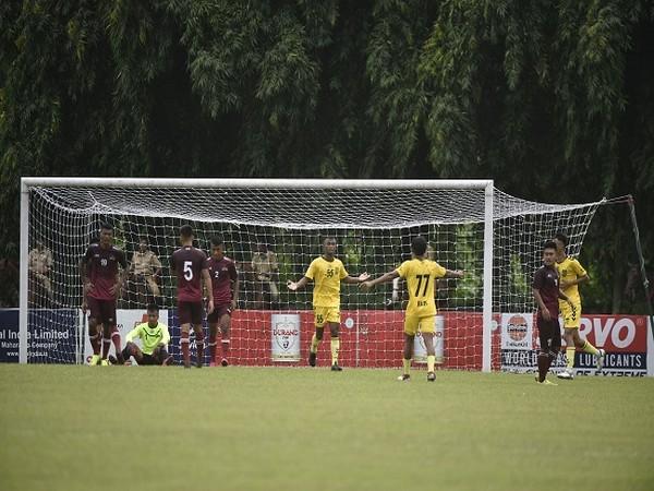 Hyderabad FC registered 5-0 win over Assam Rifles