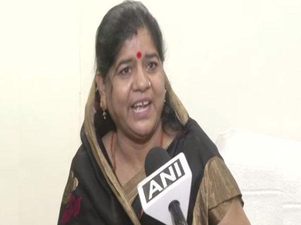 Madhya Pradesh Minister Imarti Devi (File photo)