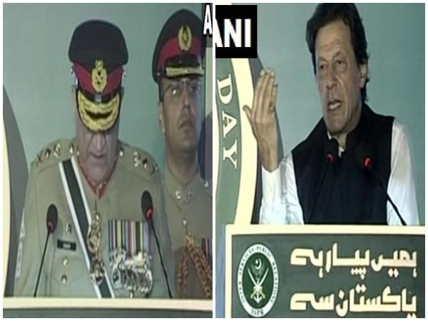 Pakistan Army Chief General Qamar Javed Bajwa and Prime Minister Imran Khan. (File photo)