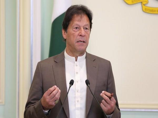 Pakistan Prime Minister Imran Khan (File pic)