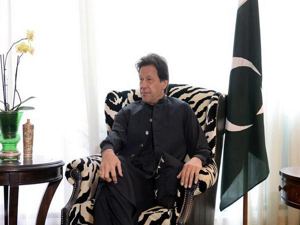 Pakistan Prime Minister Imran Khan (File photo)