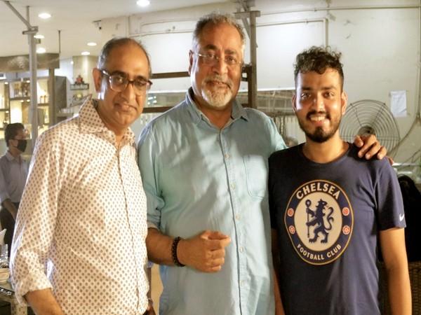 Imran Zaki, Lal Bhatia and Joydeep Sen - Samjho Bharatwasi