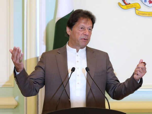 Pakistan Prime Minister Imran Khan (Photo/REUTERS)
