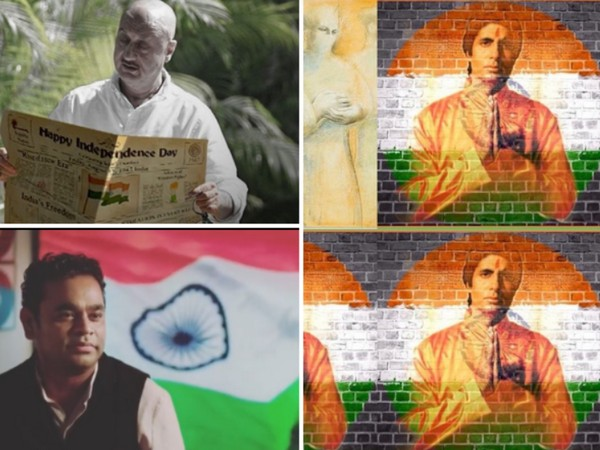 Bollywood celebrities extend Independence Day wishes (Image source: Instagram)