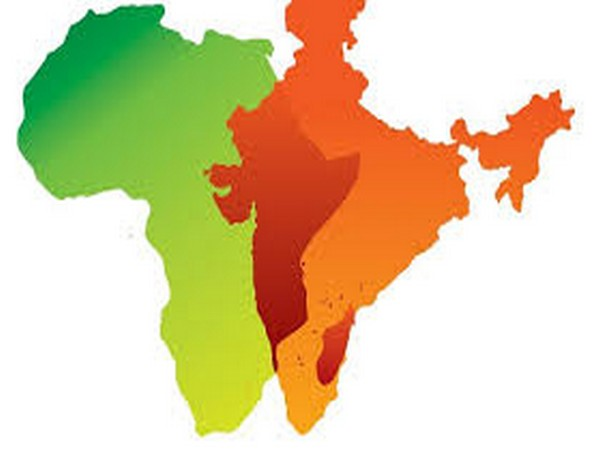 India-Africa bilateral trade volume was at 62.66 billion dollars during 2017-18