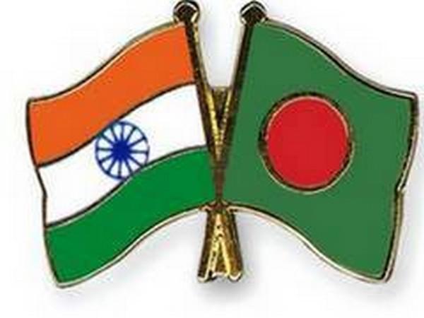 India and Bangladesh flag