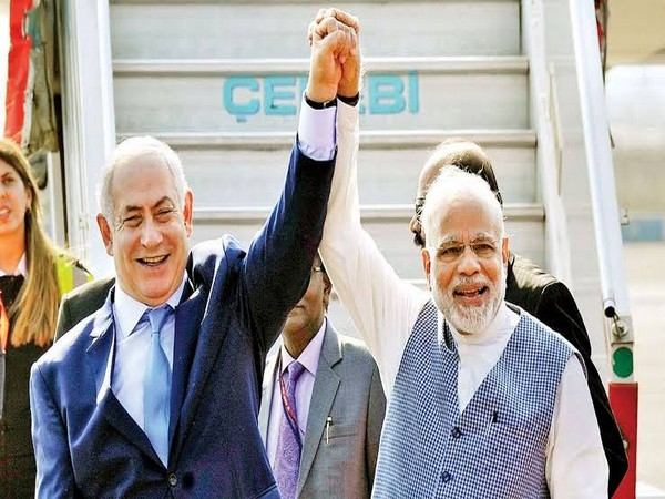 Prime Minister Narendra Modi and Israel Prime Minister Benjamin Netanyahu (File Photo)