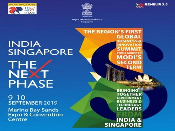 The event is being organised by the Indian High Commission in Singapore