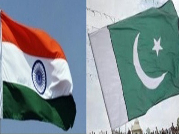 India and Pakistan flag