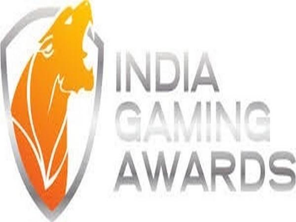 India Gaming Awards logo