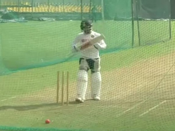 The second Test match between India and Bangladesh will be played with a pink ball.