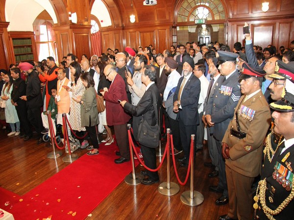 The Indian High Commission in the UK celebrated the Independence Day with usual gaiety and enthusiasm. (Photo courtesy: India in the UK)