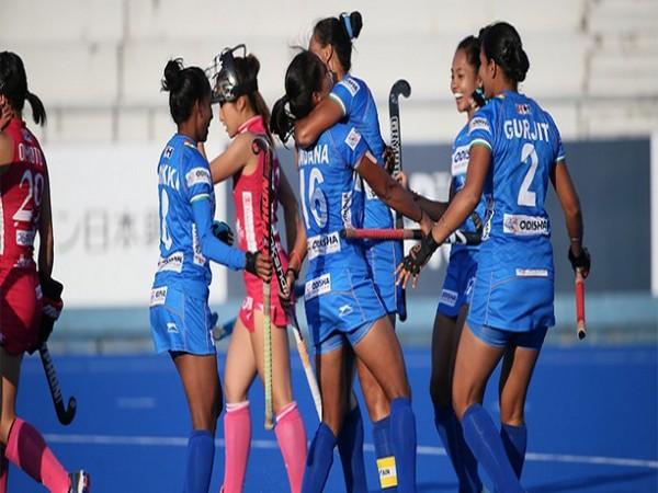 Indian women's hockey team (Photo/Hockey India)